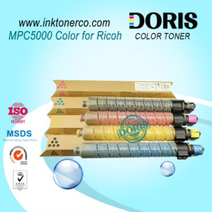 Japan Tomoegawa Quality Color Copier Toner Cartridge Mpc4000 Mpc5000 for Ricoh Aficio pictures & photos