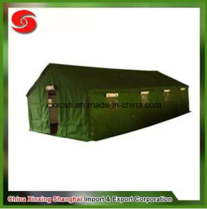 Winter Warm Waterproof Canvas Military Army Tent pictures & photos