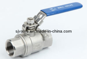 Stainless Steel Ball Valve with Locking Device pictures & photos