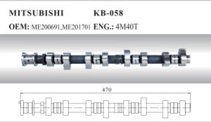 Auto Camshaft for Mitsubishi (ME200691, ME201701) pictures & photos