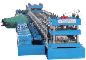 Expressway Guard Rail Roll Forming Machine pictures & photos