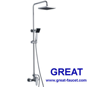 High Quality Shower Faucet and Shower Column pictures & photos