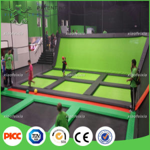 Xiaofeixia Indoor Trampoline Park Bounce House pictures & photos