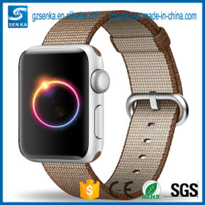 Royal Woven Nylon Strap Watch Band for Iwatch Apple pictures & photos