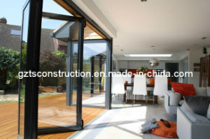 Aluminum Folding Door with AS/NZS2208 pictures & photos