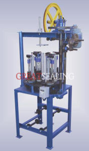 8-Carrier Square Gland Packing Braider with 2 Orbits pictures & photos