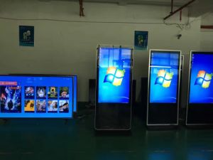 46 Inch Floor Standing Touch LCD Display pictures & photos