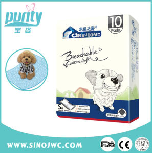Soft Material Breathable Puppy Pad Products pictures & photos
