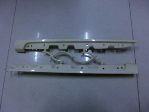 Plate Plastic Molding Injection Mould Moulding Mold for Auto Interior Parts pictures & photos
