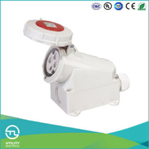 Utl Uz2644 16A 230V Waterproof Power Receptacle Generator Socket pictures & photos