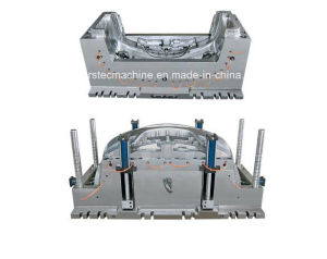 Multi Cavity Plastic Clothes Hanger Injection Mould pictures & photos