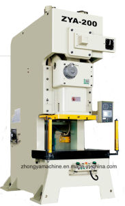 High Precision Pneumatic Power Press Machine Zya-315ton pictures & photos