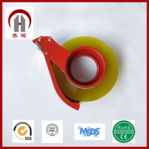 Metal Material BOPP Packing Tape Dispenser pictures & photos