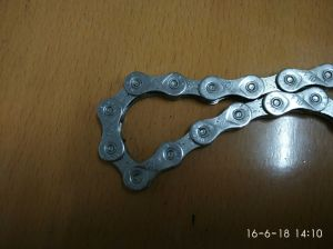 Factory Price Bicycle Chain/Transmission Chain 27 Speed pictures & photos