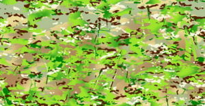 Multicam Irr Patterns Camouflage Military Fabric pictures & photos