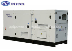 Enclosure Volvo 3 Phase, 4 Cylinder Diesel Generator pictures & photos