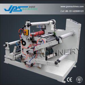 Jps-650fq Multi-Function EVA Foam Adhesive Tape Laminating and Slitting Machine pictures & photos