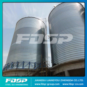 Hot Sale 300t Cement Silo Tank with Lower Price pictures & photos