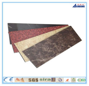 Building Construction Material Aluminum Plastic Composite Panel (ALB-010) pictures & photos