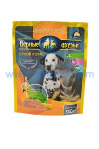 Plastic Packaging Pouch for Pet Food pictures & photos