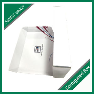 2017 White Corrugated Carton Cardboard Box Ep1515656 pictures & photos