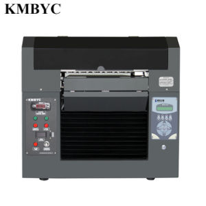 UV LED Pen Printing Machine with Textured Effect pictures & photos