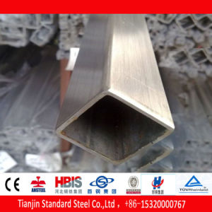 AISI 304 Stainless Steel Square/ Rectangular Pipe pictures & photos