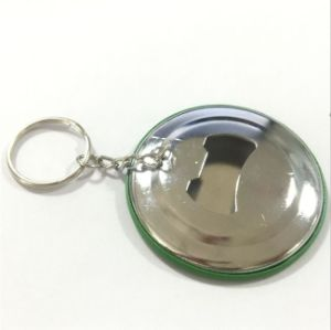 High Polish Beer Carabiner Bottle Opener Keychain with Own Logo (XD-0824) pictures & photos