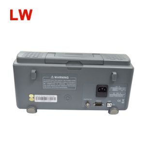 Longwei 1GS/s Economical Digital Storage Oscilloscope (LW2102L) pictures & photos