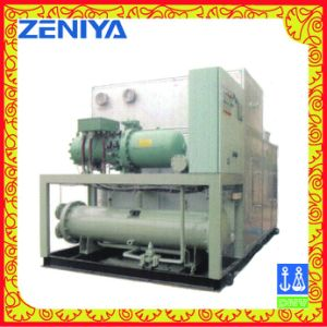 Screw Type Compressor Condenser Unit with Good Service pictures & photos