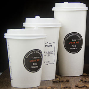 10oz Disposable Paper for Making Coffee Cups pictures & photos