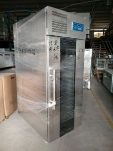 Super Refrigerated Spray Dough Proofer for Bread pictures & photos