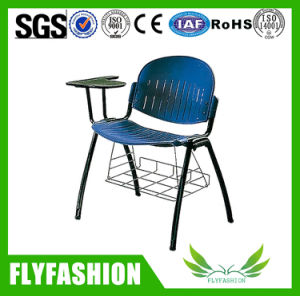 Hot Sale Training Chair Plastic Chair with Writing Pad Sf-26f pictures & photos