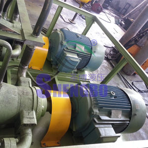 Automatic Hydraulic Scrap Steel Tubes Pipes Compactor Machine pictures & photos