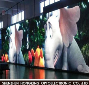 Refresh 1920Hz Indoor P5 Full Color LED Screen pictures & photos