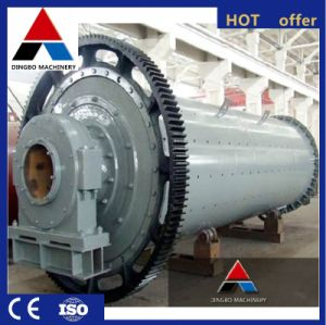 Dry Ball Mill with Open Circuit Grinding Ball Mill pictures & photos