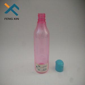 24mm/410 Preform 120ml Plastic Bottle with Flip Cap pictures & photos