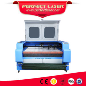 2015 High Speed Cutting Laser with Double Laser Heads pictures & photos
