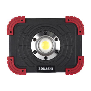 Outdoor High Power Flood Light Rechargeable LED Work Light pictures & photos