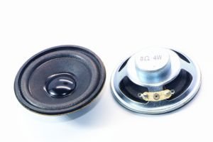 57mm 4-8ohm 1-3W Foam - Edge Speaker with RoHS pictures & photos