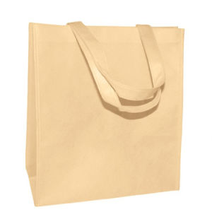 Wholesale Eco-Friendly Custom Non Woven Recycled Shopping Bag pictures & photos