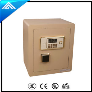 Laser Cutting 3c Home Safe with Digital Lock pictures & photos