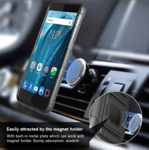 2017 Newest Car Phone Holder Ring Kickstand Holster Case for Samsung S7 pictures & photos