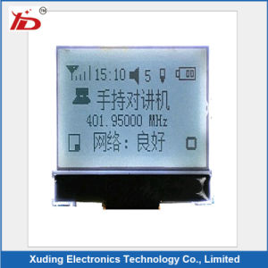 Cog Monochrome Graphic Industrial Control LCD Display Screen 20*4 Graphic LCM pictures & photos