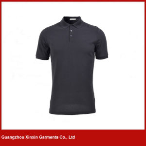 OEM Factory Fashion Design Printing Collar Shirts for Advertising (P142) pictures & photos