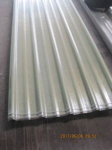 FRP Corrugated Roofing Sheet, Fiberglass Resin Sunlight Panel pictures & photos