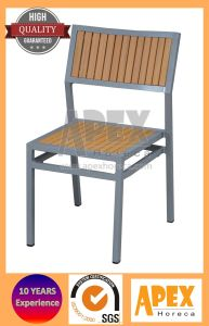 Non Wood Chair Restaurant Dining Chair Outdoor Furniture Armless Chair pictures & photos