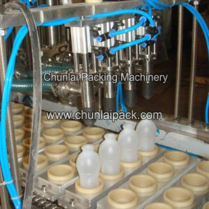 Automatic Milk Bottle Filling and Sealing Machine pictures & photos