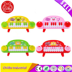 The Ten Keys Cartoon Electronic Organ Kids Learning Toy pictures & photos