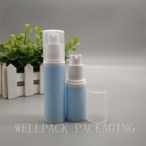 High Quality Airless Bottle Vacuum Bottle with Over Cap for Cosmetic Packing Oxidation pictures & photos
